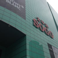 Photo taken at Pacific SOGO Department Store (Fuxing Store, Taipei) by Shinsuke Y. on 8/1/2013