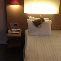 Photo taken at Park Inn by Radisson Cardiff City Centre by Наталья И. on 12/27/2013