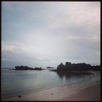 Photo taken at Paraíso Praia Resort by Roberto S. on 4/19/2014