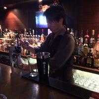 Photo taken at Bar INGOD by Gishu T. on 10/2/2013