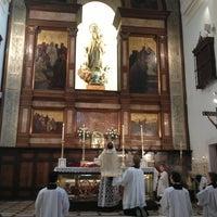 Photo taken at Convento Carmelitas Descalzos by Henri d. on 8/23/2013