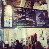 Photo taken at Brooklyn Roasting Company by Sung Han K. on 12/7/2012