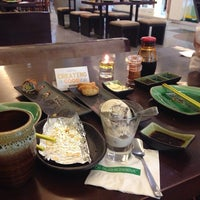 Photo taken at SushiGroove by Jil H. on 11/15/2014