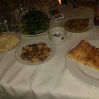 Photo taken at Değirmende Canlı Alabalık Restaurant by Tkkk N. on 9/1/2014