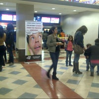 Photo taken at Cinemark by Cristian S. on 6/23/2013