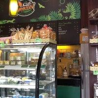 Photo taken at Café Amazon by Somrat N. on 5/27/2013