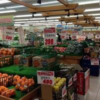 Photo taken at ウェスタまるき 山口宮野店 by Matt A. on 4/5/2014
