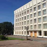 Снимок сделан в Правительство Нижегородской области пользователем Микаил К. 7/2/2013