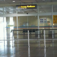 Photo taken at Arrival Hall by Zainul E. on 3/25/2013