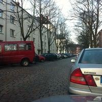 Photo taken at Koldingstrasse by leinad P. on 4/17/2013