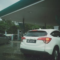 Photo taken at PETRONAS Station by Al-Asnawi on 3/5/2017