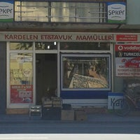 Photo taken at kardelen kasap by Muslum A. on 7/31/2013