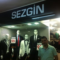 Photo taken at Sezgin Giyim by Oğuz A. on 7/31/2013