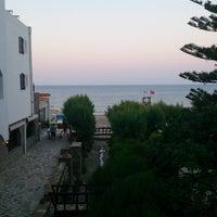 Photo taken at Creta Maris Beach Resort by Dmitry S. on 7/10/2013