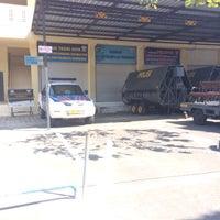 Photo taken at POLRESTA Denpasar by Angel L. on 6/4/2015