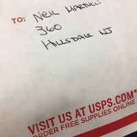 Photo taken at US Post Office by Tom B. on 2/10/2017