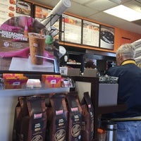 Photo taken at Dunkin Donuts by Tom B. on 4/7/2016