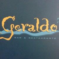 Photo taken at Geraldo Restaurante by DAlbanoG on 12/4/2014