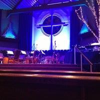 Photo taken at Ward Church by Brandon R. on 12/8/2012