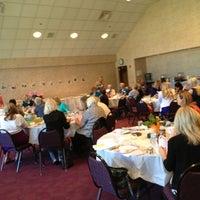 Photo taken at Ward Church by Brandon R. on 9/14/2013