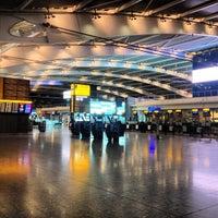 Photo taken at Terminal 5 by Artur V. on 7/25/2013