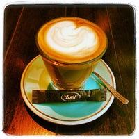 Photo taken at Fuel Espresso by Koolmocha on 10/2/2013