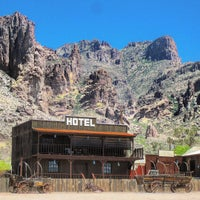 Photo taken at Mining Camp Restaurant by Eduardo F. on 5/19/2016
