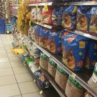 Photo taken at Supermercado La Unión by Roberto C. on 10/18/2015