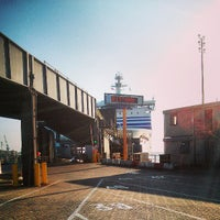 Photo taken at Brittany Ferries Terminal by Tristan N. on 7/11/2013