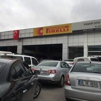 Photo taken at PIRELLI - YAŞAR OTO LASTİK by Gizem A. on 12/4/2015