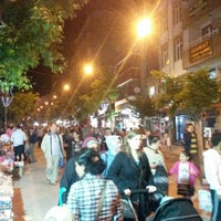 Photo taken at Medrese Parkı by Tuncay I. on 7/4/2014