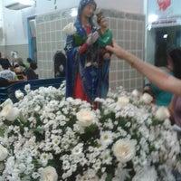 Photo taken at Igreja Nossa Senhora do Perpétuo Socorro by Adria M. on 12/27/2013