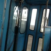 Photo taken at Троллейбус #2 by Denis M. on 4/7/2013