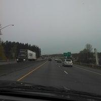 Photo taken at I-5 North Chehalis by Brandy J. on 4/12/2013