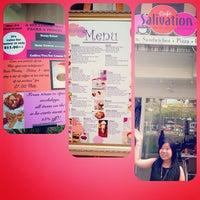 Photo taken at Cafe Salivation by Devi L. on 9/26/2013
