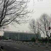 Photo taken at Changzhou Shopping Center by 靖崴 万. on 3/23/2013