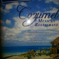Photo taken at Cozumel by Rachael M. on 3/15/2013