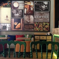 8/3/2013 tarihinde Aysegul D.ziyaretçi tarafından Mambocino Coffee'de çekilen fotoğraf