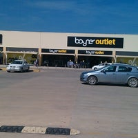 Photo taken at Boyner Outlet by Serhat T. on 9/29/2013