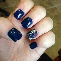 Photo taken at Safety Nails by Rachel V. on 3/21/2013