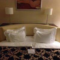 Photo taken at Hotel Spirit Thermal Spa by AМ on 4/27/2013