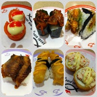 Photo taken at Sushi King by May🎀 on 11/6/2012