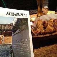 Photo taken at 오븐에 빠진 닭 by jae woo S. on 9/16/2013