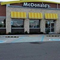 Photo taken at McDonald's by Tara B. on 5/1/2013