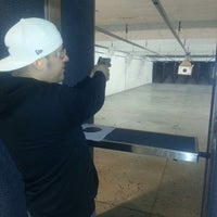 Photo taken at Silver Bullet Firearms and Training Center by Alejandro S. on 5/4/2013