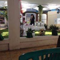 Photo taken at Karombasan Selatan by Wesley T. on 4/9/2014