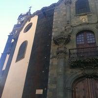 Foto scattata a Iglesia Matriz de Ntra. Sra. de La Concepcion da Eugenia D. il 10/10/2013