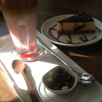 Photo taken at M&M Cafe by Zhanna on 5/8/2013