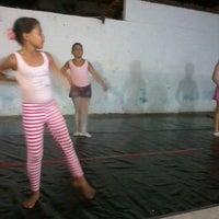Photo taken at Escola de Danca Salmus by Mara O. on 11/18/2013