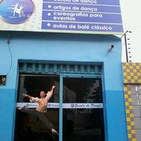 Photo taken at Escola de Danca Salmus by Mara O. on 1/23/2014